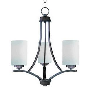 Deven - Three Light Mini-Chandelier