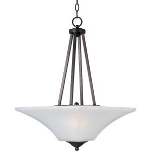 Aurora - Two Light Invert Bowl Pendant