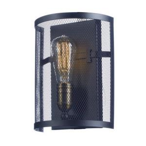Palladium - One Light Wall Sconce with Bulb Included