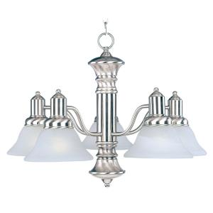Newburg - Five Light Chandelier