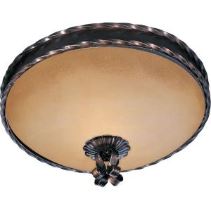 Aspen - Two Light Flush Mount
