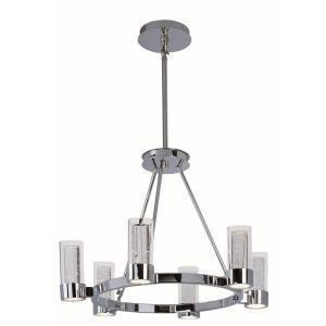 Sync - 18 Inch 54W 12 LED Chandelier
