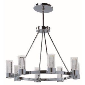 Sync - 32 Inch 72W 16 LED Ring Chandelier