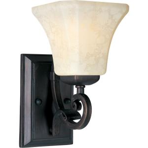 Oak Harbor-One Light Wall Sconce in Transitional style-6 Inches wide by 11 inches high