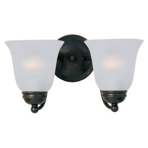 Basix-2 Light Wall Sconce in Contemporary style-13.5 Inches wide by 8 inches high