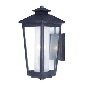 Aberdeen 16 Inch Outdoor Wall Lantern Aluminum/Glass Approved for Wet Locations