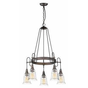 Revival - Five Light Chandelier