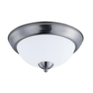 "Taylor - 11.25"" Two Light Flush Mount"