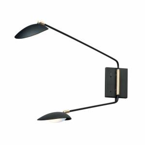 """Scan - 19.75"""" 13W 2 LED Pin-Up Wall Sconce"""