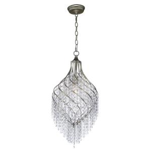 Twirl - 11.5 Inch One Light Pendant