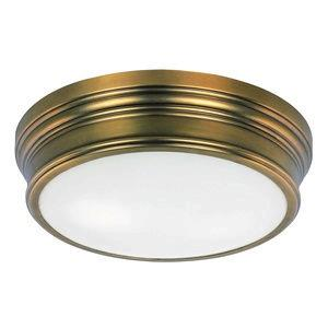 Fairmont - Two Light Flush Mount