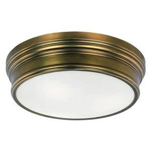 Fairmont - Three Light Flush Mount