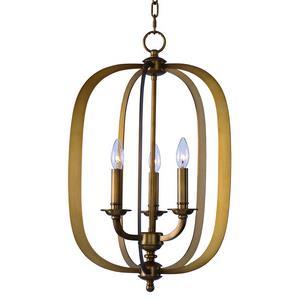 Fairmont - Three Light Pendant