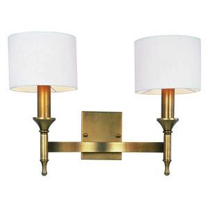 Fairmont - Two Light Wall Sconce