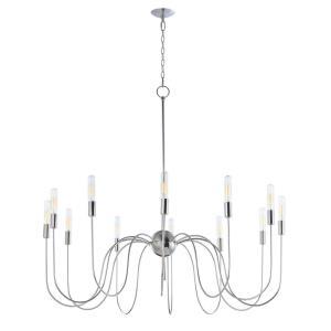 Willsburg-Twelve Light Chandelier-35 Inches wide by 38 inches high