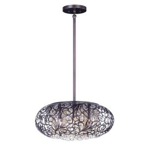 Arabesque - 24 Inch Nine Light Pendant