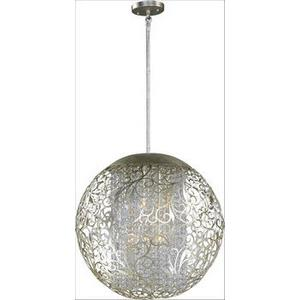 Arabesque - Nine Light Pendant