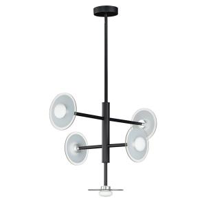 Helio-20W 5 LED Pendant-26.5 Inches wide by 19.5 inches high
