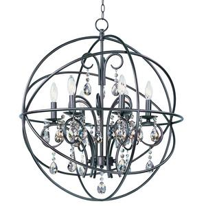 Orbit - Six Light Chandelier