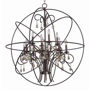 Orbit - Twelve Light Pendant