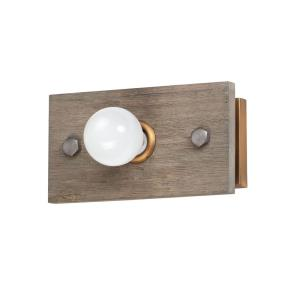 Plank - One Light Wall Sconce