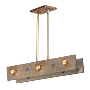 Plank - Six Light Pendant I