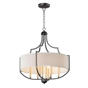 Savant-8 Light Chandelier-31 Inches wide by 34.5 inches high