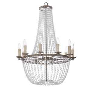 Gisele - Ten Light Chandelier
