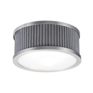 Ruffle - Four Light Round Flush Mount