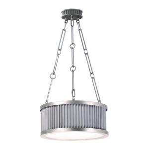 Ruffle - 13 Inch Three Light Pendant