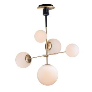Vesper-5 Light Pendant-15 Inches wide by 38.25 inches high