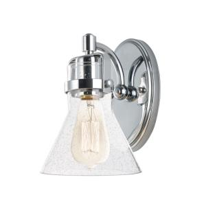 Seafarer - One Light Wall Sconce With Bulb