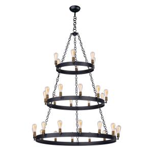 Noble - Thirty Light 3-Tier Chandelier