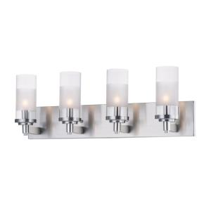 Crescendo - 4 Light Wall Sconce - 25 Inches wide by 9 inches high