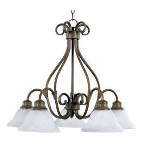 Pacific - Five Light Chandelier