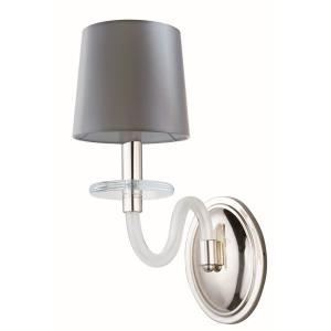Venezia-One Light Wall Sconce-6 Inches wide by 14 inches high