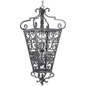 Southern - Eight Light Entry Foyer Pendant