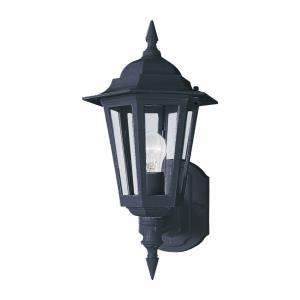Builder Cast - 1 Light Outdoor Wall Lantern
