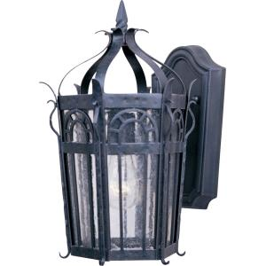 Cathedral - One Light Outdoor Wall Mount