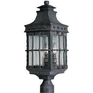 Nantucket - Three Light Outdoor Pole/Post Mount