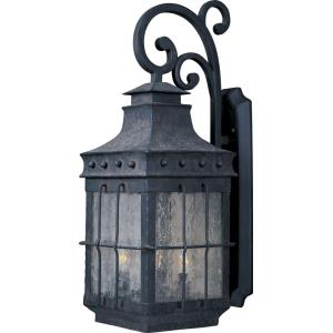 Nantucket - 3 Light Outdoor Wall Lantern