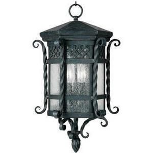 Scottsdale - Three Light Outdoor Hanging Lantern