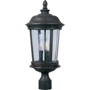 Dover DC - Three Light Outdoor Pole/Post Mount