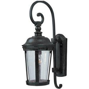 Dover DC - One Light Outdoor Wall Mount