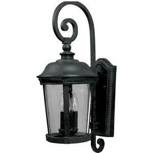 Dover DC - Three Light Outdoor Wall Mount