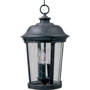 Dover DC - Three Light Outdoor Hanging Lantern