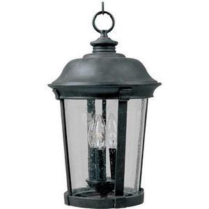 Dover DC - Three Light Outdoor Hanging Lantern