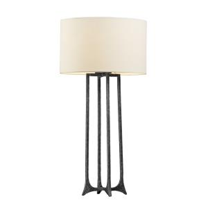 Anvil - One Light Table Lamp