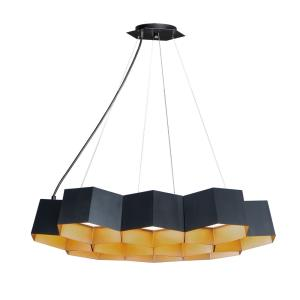 "Honeycomb - 31"" 100W 10 LED Pendant"