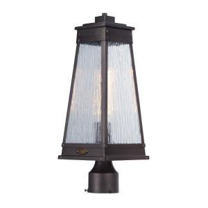 Schooner - 1 Light Outdoor Pole/Post Mount